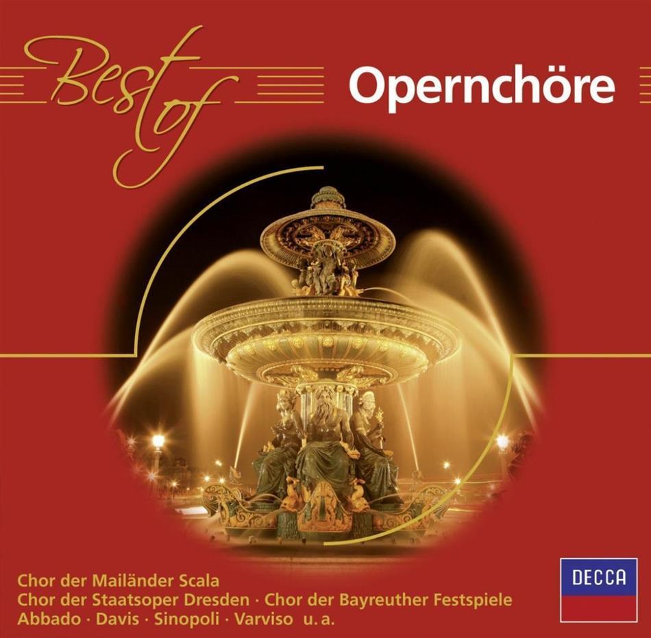 --- & Various - Best Of Opernchöre