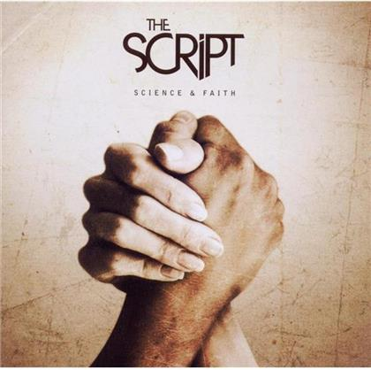 The Script - Science & Faith - Euro Editon 10 Tracks