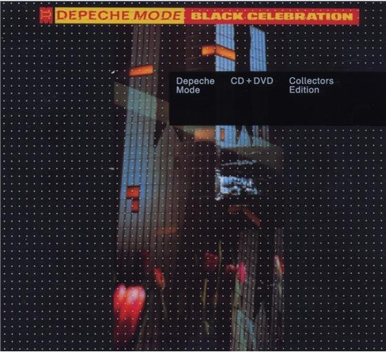 Depeche Mode - Black Celebration (CD + DVD)