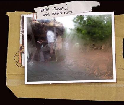 Lobi Traore - Rainy Season Blues (Digipack)