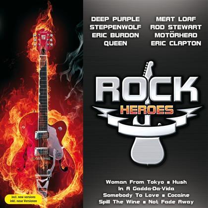 Rock Heroes - Various - Eurotrend Edition (2 CDs)