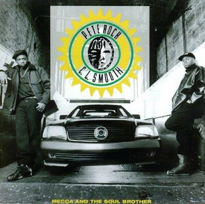 Pete Rock & C.L. Smooth - Mecca & The Soul Brother - Deluxe Box (2 CDs)