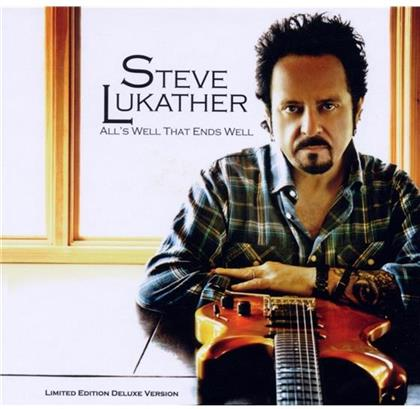 Steve Lukather (Toto) - All's Well That Ends Well - Digibook