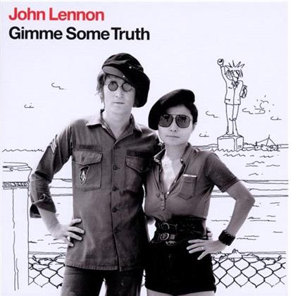 John Lennon - Gimme Some Truth - Life In Music (Remastered, 4 CDs)