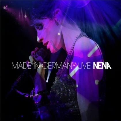 Nena - Made In Germany - Live (2 CDs)