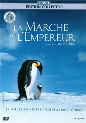 La Marche de l'Empereur (2005) (Collector's Edition, 2 DVDs)