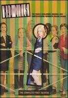 Bad girls: season one (Uncut, 3 DVDs)
