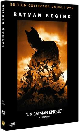 Batman Begins (2005) (Special Edition, 2 DVDs)