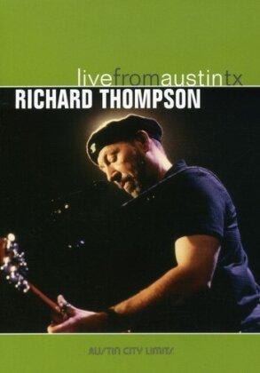 Thompson Richard - Live from Austin TX (Versione Rimasterizzata)