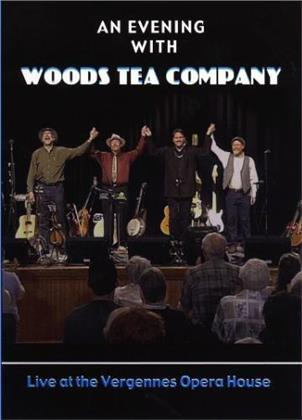Woods Tea Company - An evening with the Woods Tea Company