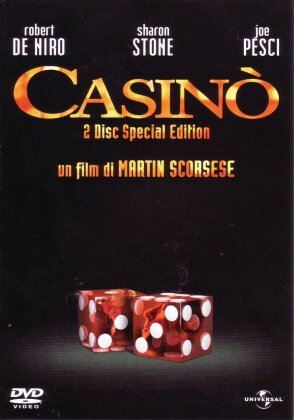 Casinò (1995) (Special Edition, 2 DVDs)