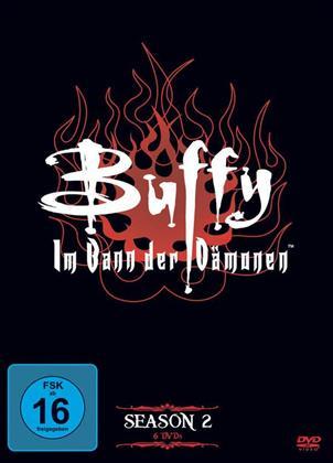 Buffy - Staffel 2 (6 DVDs)