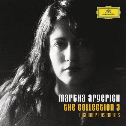 Argerich Martha / U.A. & Various - Argerich Collection 3 - Chambe (6 CDs)