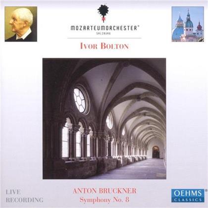 Bolton Ivor / Mozarteum Orch. Salzburg & Anton Bruckner (1824-1896) - Sinfonie Nr. 8