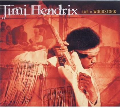 Jimi Hendrix - Live At Woodstock - Re-Release (2 CDs)