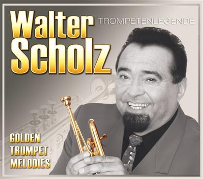 Walter Scholz - Golden Trumpet Melodies (3 CDs)