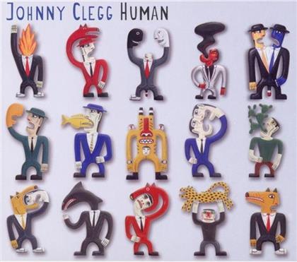 Johnny Clegg - Human (Digipack)