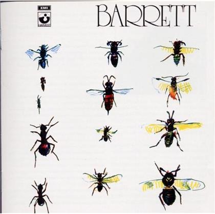 Syd Barrett - Barrett - Reissue