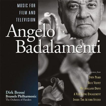 Angelo Badalamenti - Music For Film & Television