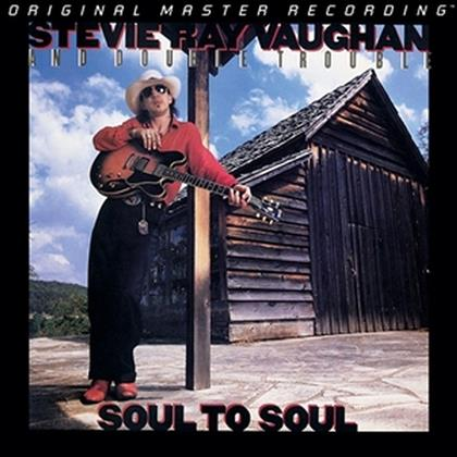 Stevie Ray Vaughan - Soul To Soul - Original Recordings (SACD)