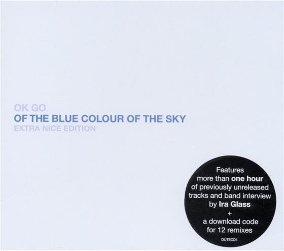 Ok Go - Of The Blue Colour - Extra Nice Edition (2 CDs)