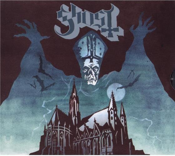 Ghost (B.C.) - Opus Eponymous