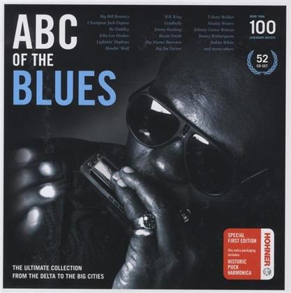 Abc Of The Blues - Various (52 CDs)