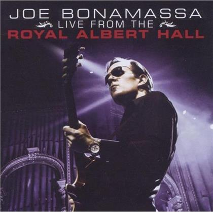 Joe Bonamassa - Live From The Royal Albert Hall (2 CDs)