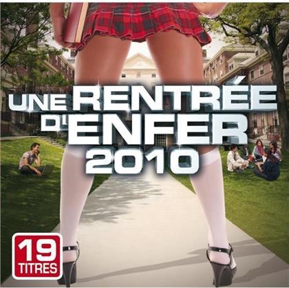 Une Rentree D'enfer - Various 2010