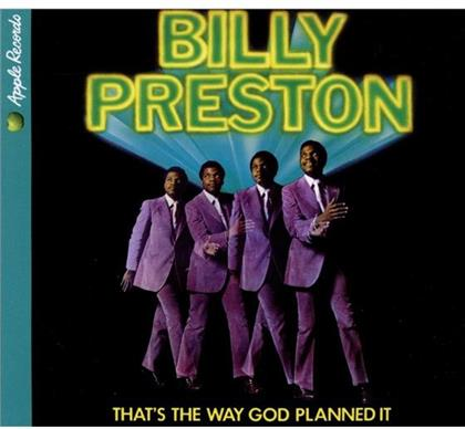 Billy Preston - That's The Way God Planned (Remastered)