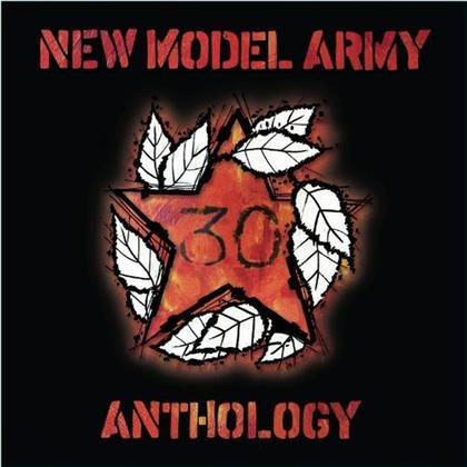 New Model Army - Anthology
