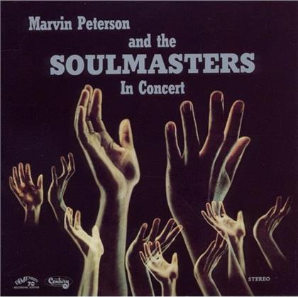 Peterson Marvin & The Soulmasters - In Concert