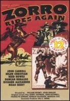 Zorro rides again - (12 chapter serial) (1937)
