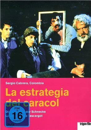 La Estrategia del caracól - Die Strategie der Schnecke (1993) (Trigon-Film)