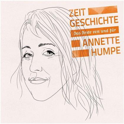 Annette Humpe - Zeitgeschichte - Das Beste (2 CDs)