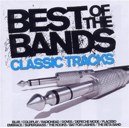 Best Of The Bands - Classic Tracks - Various (2 CDs)