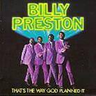 Billy Preston - That's The Way God - + Bonus (Remastered)