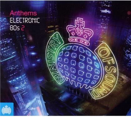 Ministry Of Sound - Electronic 80S Anthems Vol. 2 (3 CDs)