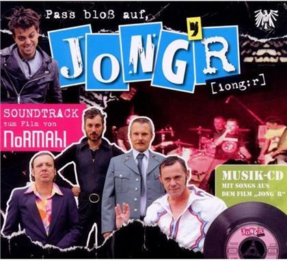 Normahl - Jong'r - OST (CD)