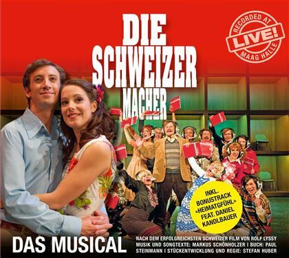 Die Schweizermacher - OST - Musical