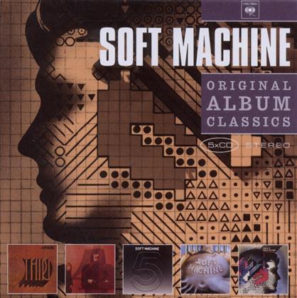 The Soft Machine - Original Album Classics (5 CDs)