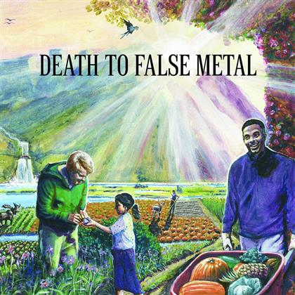 Weezer - Death To False Metal (European Edition)