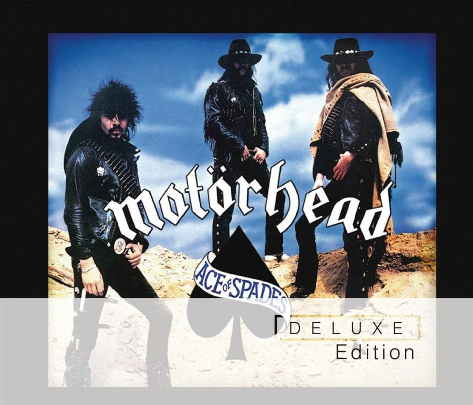 Motörhead - Ace Of Spades (Deluxe Edition, 2 CDs)