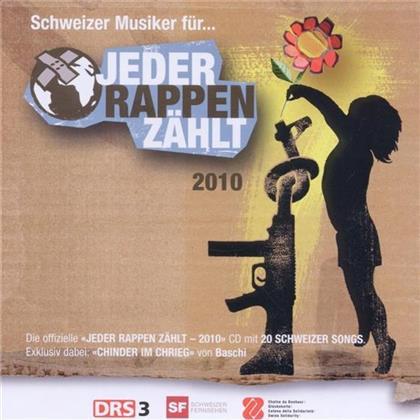 Jeder Rappen Zählt - Various 2010