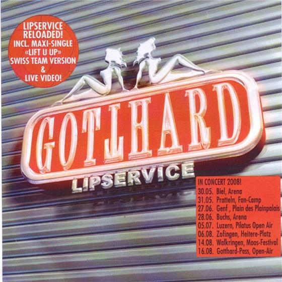 Gotthard - Lipservice - Reloaded/G Records Edition (2 CDs)