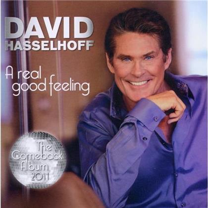 David Hasselhoff - A Real Good Feeling (Standard Version)