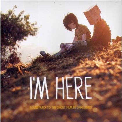 I'm Here - OST (Digipack)