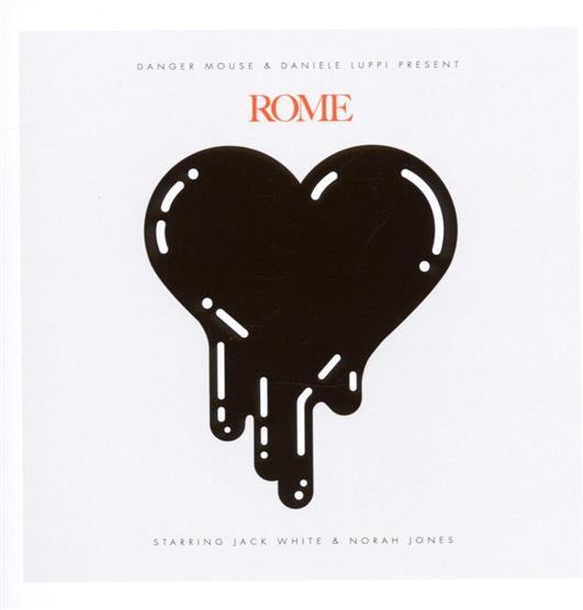 Rome (Danger Mouse & Luppi Daniele) - ---