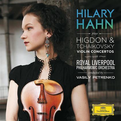 Hilary Hahn & Higdon / Tchaikovsky Peter Illitsch - Violin Concerto / Vl.Conc. D-Major Op.35