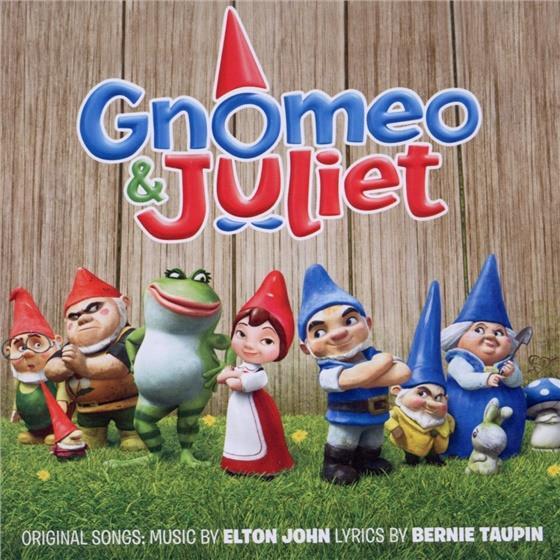 James Newton Howard & Elton John - Gnomeo & Juliet - OST (CD)